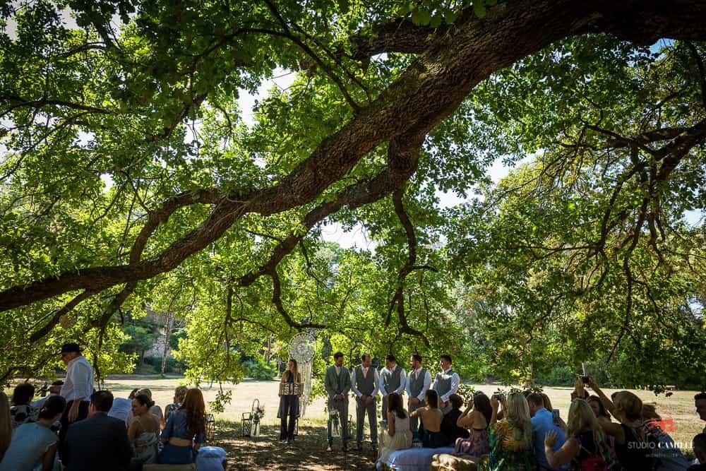 Wedding ceremony Beziers